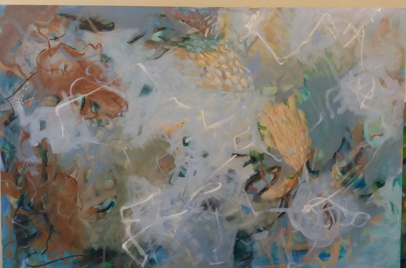 Ellen Eskildsen Abstract 17