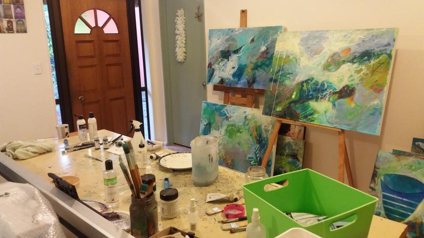 Ellen Eskildsen studio