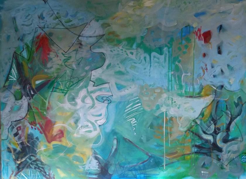 Ellen Eskildsen Abstract 7