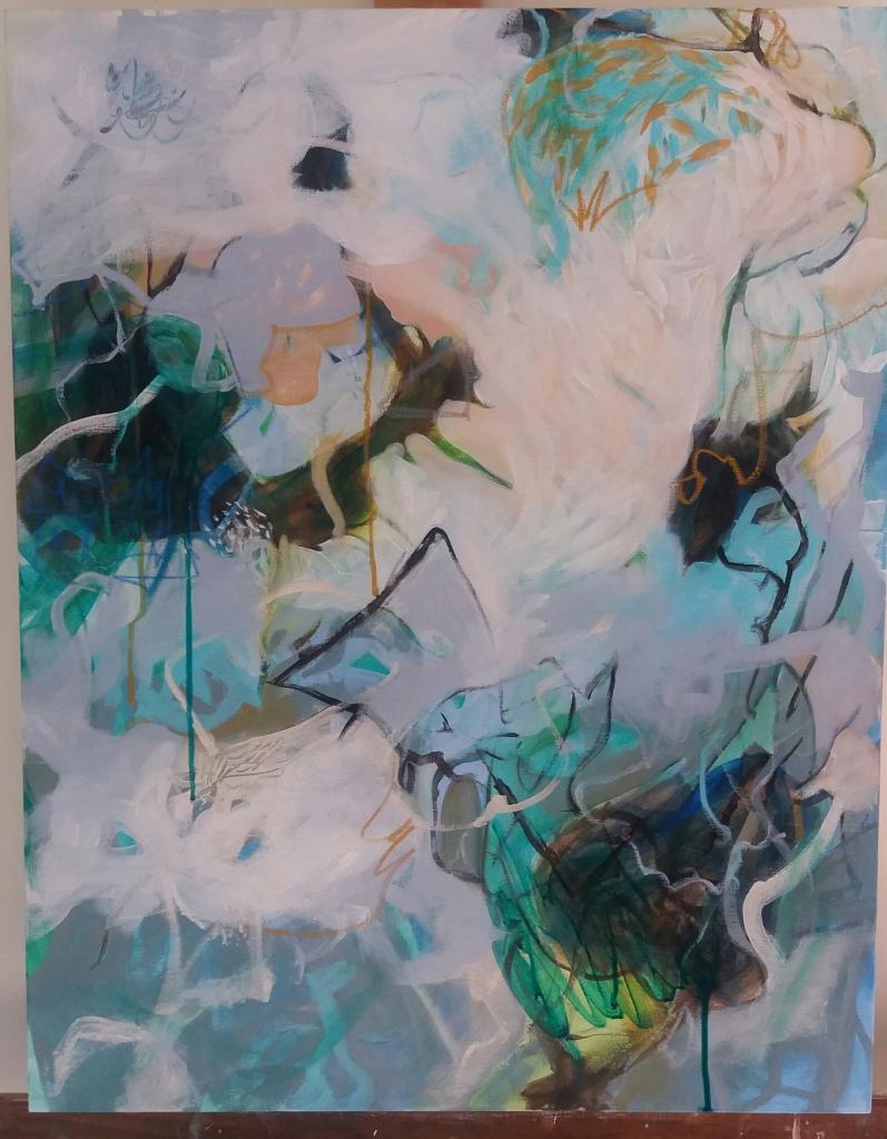 Ellen Eskildsen Abstract 21