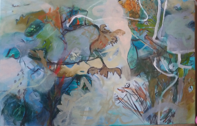 Ellen Eskildsen Abstract 25