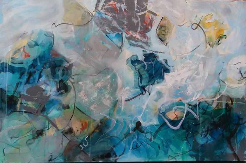 Ellen Eskildsen Abstract 44