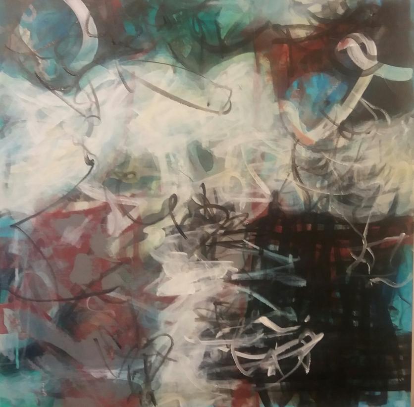 Ellen Eskildsen Abstract 47